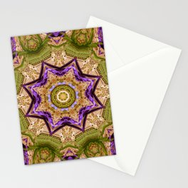 Victorian place mat... Stationery Cards