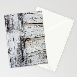White Paint Stationery Cards