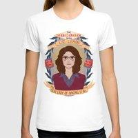 heymonster T-shirts featuring Liz Lemon by heymonster
