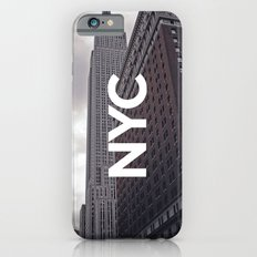 NYC Basic [8] Slim Case iPhone 6s