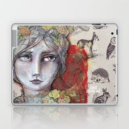Nature Study by Jane Davenport Laptop & iPad Skin