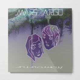MARS ARGO _runaway_ Metal Print