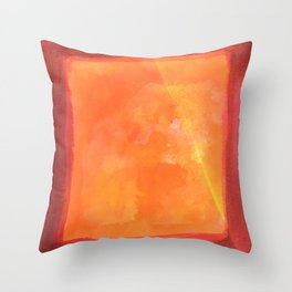 Color abstract 2 Throw Pillow