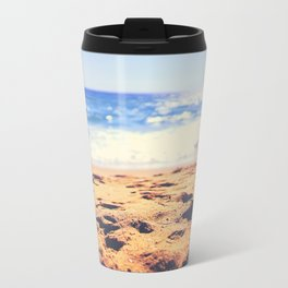 First Day of Summer Travel Mug