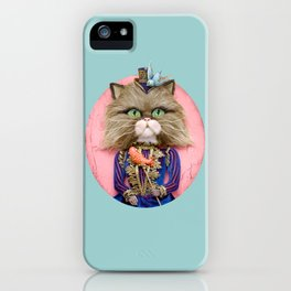 Rich Pussy iPhone Case