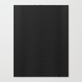 Lines 28J Canvas Print