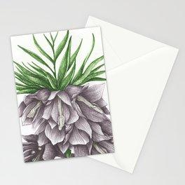 Fritillaria Lavendar Stationery Cards