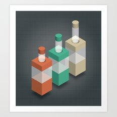 The Dispensary Art Print