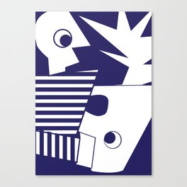 Picasso Wedding Canvas Print