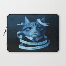 Cat Power Laptop Sleeve