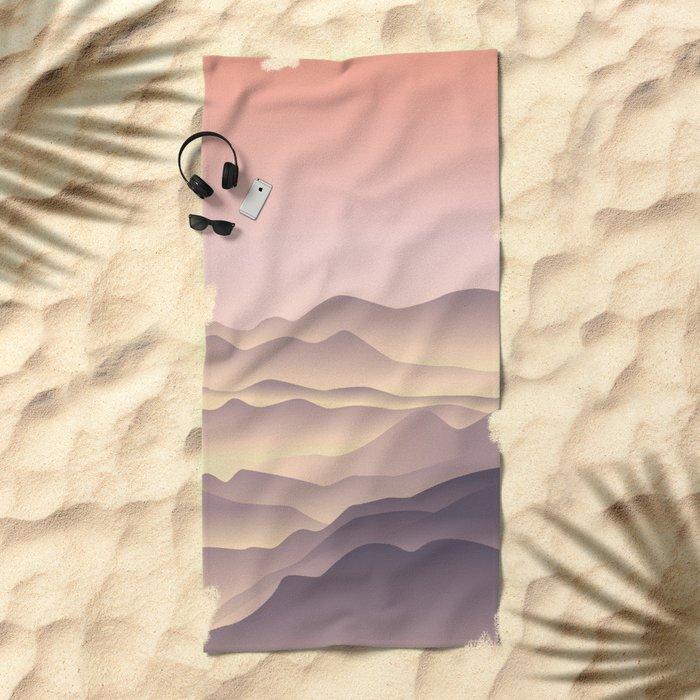 5 am on the top Beach Towel