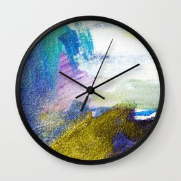 Thin Air Wall Clock