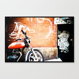 Positive Vibes Canvas Print
