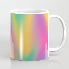 Holographic vibes Coffee Mug