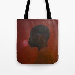 Red umbra Tote Bag