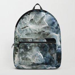 Blue Crystal Photography | Earthy | Precious Stone Backpack