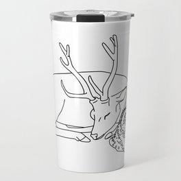 fawn Travel Mug