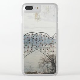 gmunden 4 Clear iPhone Case