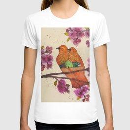 Sous les cerisiers T-shirt