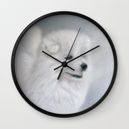 """ Bright and Breezy "" Wall Clock"