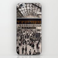 liverpool iPhone & iPod Skins featuring Liverpool St. by theGalary