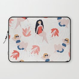 Summer Girls Laptop Sleeve