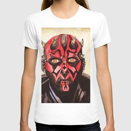 Darth Maul Watercolor T-shirt