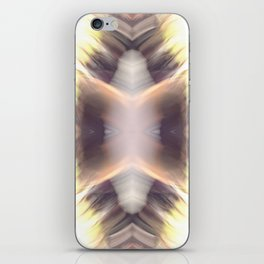 Abstract Feathered Print iPhone Skin