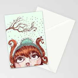 Snowie Stationery Cards