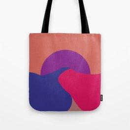 Sunset II Tote Bag