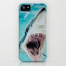 Rawr (Mako Shark) iPhone Case