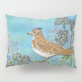 Summer Skylark Pillow Sham