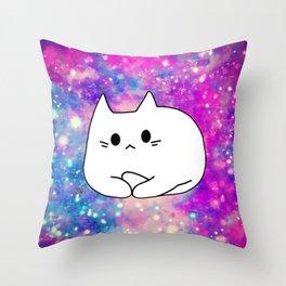 cat 607 Throw Pillow