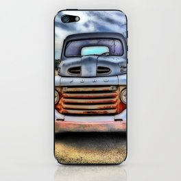 Old Ford Pickup Truck iPhone Skin