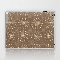 seedheads brown Laptop & iPad Skin
