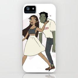 Ronnie & Drew iPhone Case