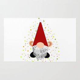 Santa - Gnome Rug