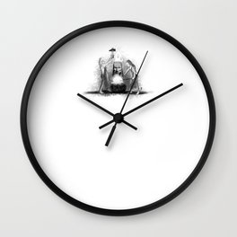 Iron smiths Wall Clock