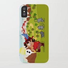 The Pied Piper of Hamelin  iPhone Case