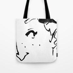Ink eye Tote Bag
