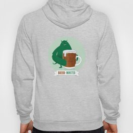 Beer Monster Hoody