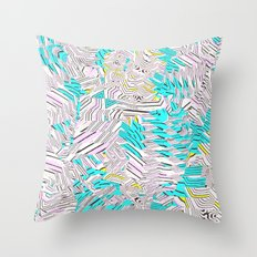 New Sacred 45 (2014) Throw Pillow