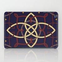 tarot iPad Cases featuring Ostara Tarot I by Mariya Olshevska