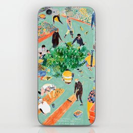 Compost Awareness Week iPhone Skin