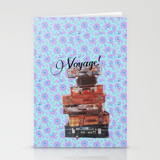 VOYAGE! Stationery Cards