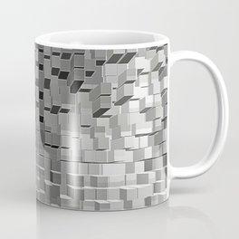 Three Dimensional cubes Coffee Mug