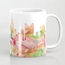 Columbus City Skyline Ohio Coffee Mug