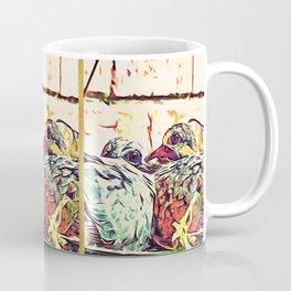 Baby Birds Coffee Mug