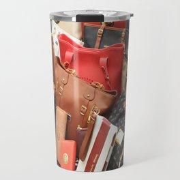 Women's Designer Handbags Travel Mug