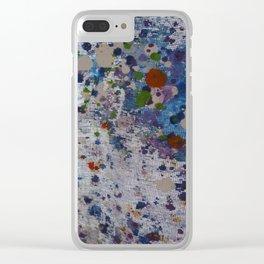 merkaba- tránsito Clear iPhone Case